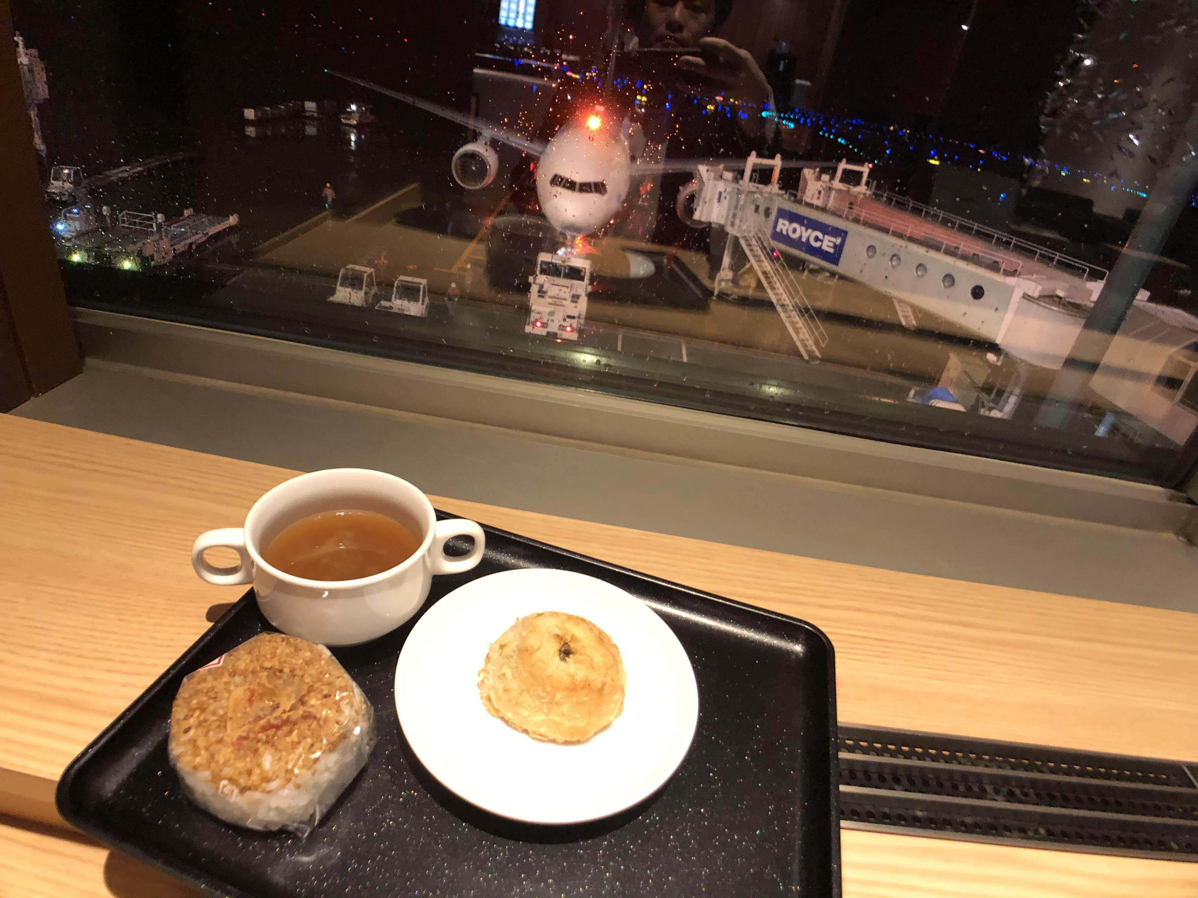 JAL ダイヤモンド・プレミア・ラウンジ@CTS